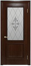 Двери INTERIA I-012.S01, полотно+коробка+1 к-кт наличников, шпон, срощенный брус сосны , фото 2