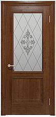 Двери INTERIA I-012.S01, полотно+коробка+1 к-кт наличников, шпон, срощенный брус сосны , фото 3
