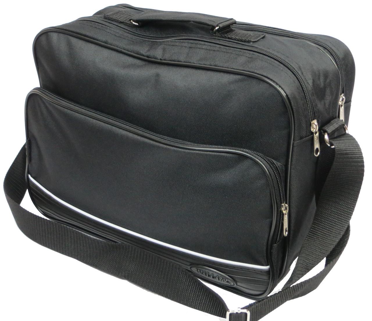 7d15491af8ce Тканевый портфель-сумка мужская Wallaby 2641 black, черный: продажа ...