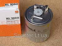 Фильтр топливный MB Sprinter/Vito CDI Knecht KL100/2