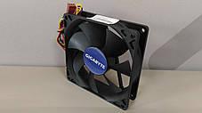 Вентилятор, кулер 90х90 для корпуса 3-pin, фото 3