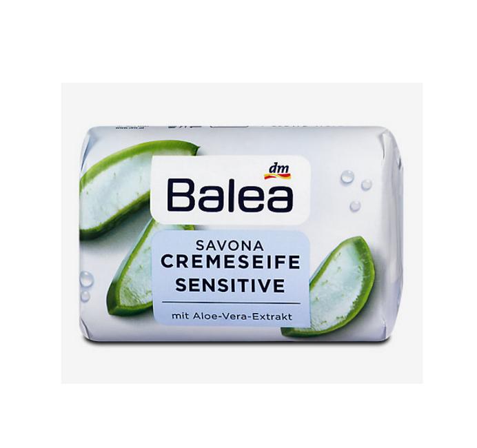 Balea Crème Seife Sensitive мыло 150 g