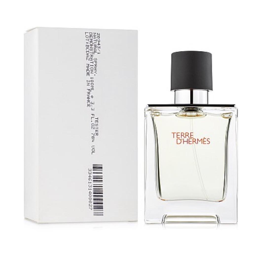 HERMES Terre D ' Hermes (Гермес Терре Де Гермес ) парфумована вода 75ml (ТЕСТЕР)