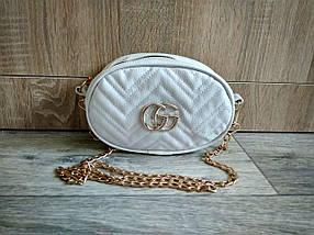 Женская сумка на пояс и через плечо (разные цвета), фото 3