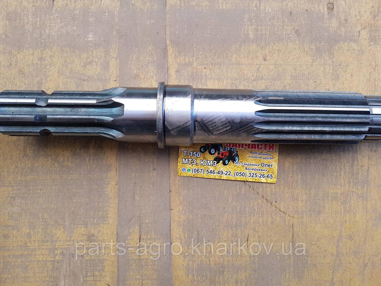 Вал ВОМ МТЗ-80 8-ми шлицевой 70-4202018