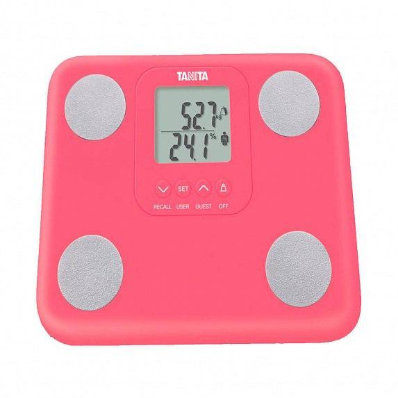 Весы-анализаторы TANITA BC-730 Pink