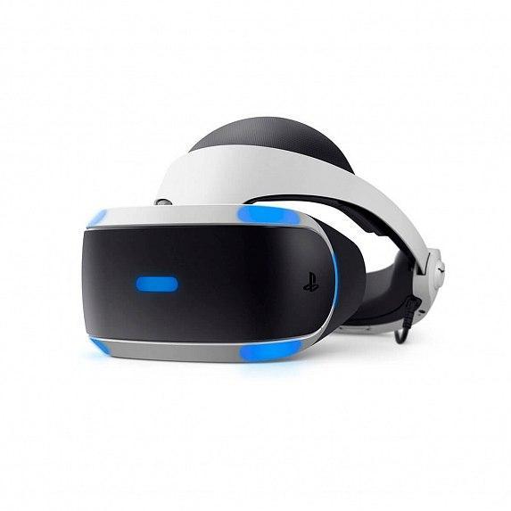 Шлем виртуальной реальности Sony PlayStation VR + Camera + Creed: Rise of Glory Bundle