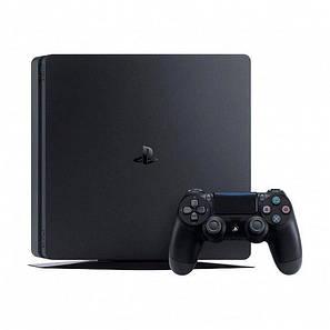 Игровая приставка SONY PlayStation 4 Slim 500 Gb Black HZD+GOW3+UC4+PSPlus 3М (9946564), фото 2