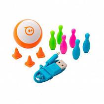 Роботизированный шар Sphero Mini Orange (M001ORW), фото 3