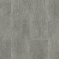 Виниловая клеевая плитка Quick Step LIVYN AMBIENT GLU PLUS AMGP40051 Бетон темно-сірий, фото 1