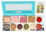 Палитра для макияжа The BALM of Your HAND | 5308