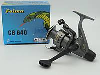 Котушка Feima Cobra CB 640 (6 bb) Ручка складається кнопкою, фото 1