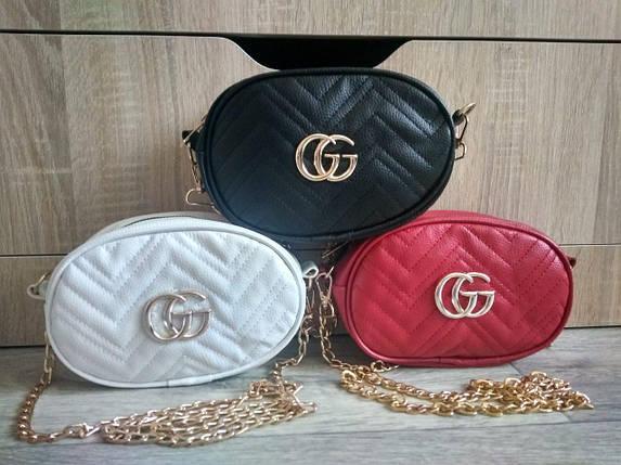 Женская сумка на пояс и через плечо (разные цвета), фото 2