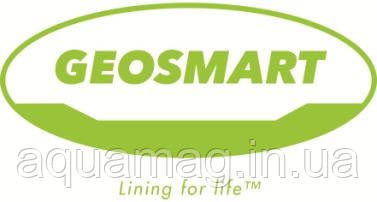 Firestone GEOSMART 0,8 мм х 1,5 м х 30 м бутилкаучуковая пленка EPDM мембрана для пруда, водоема, озера, фото 2