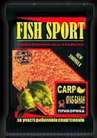 Прикормка Fish Sport Краб-Банан Карп 1 кг/уп.