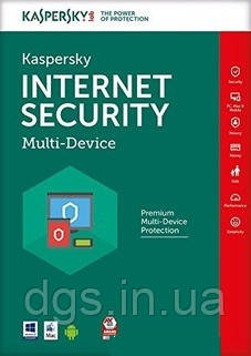 Kaspersky Internet Security 2019 1 ПК 6 МЕС (1 PC 6 month) ESD REG FREE Global