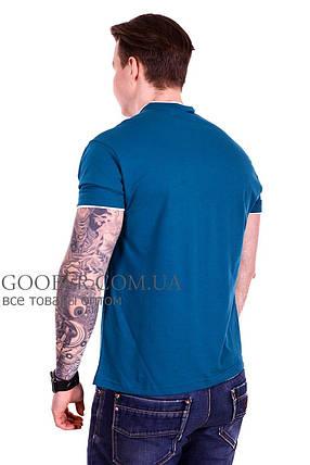 Мужская футболка Mastif производство Турция (f1118/2) M, фото 2