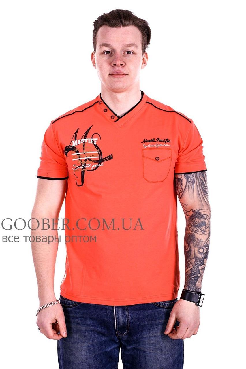 Мужская футболка Mastif производство Турция (f1118/4) L