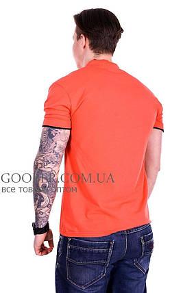 Мужская футболка Mastif производство Турция (f1118/4) L, фото 2