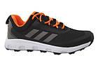 Кроссовки Adidas текстиль, цвет черный, фото 3