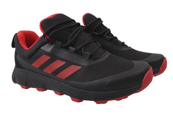 Кроссовки Adidas текстиль, цвет черный