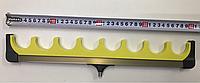 Фідерна підставка для вудки (м'яка) на 6 клітинок - 30 см