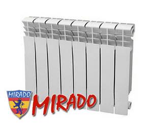 Біметалічний радіатор Mirado 300/85
