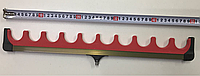 Фідерна підставка для вудки (м'яка) на 14 осередків - 50 см