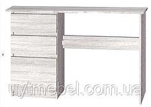Стіл Сіріус 13СТ1 аляска (Модерн)