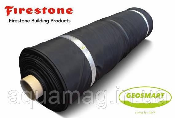 Firestone GEOSMART 0,8 мм х 7,5 м х 30 м бутилкаучуковая пленка EPDM мембрана для пруда, водоема, озера