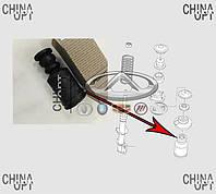 Пыльник переднего амортизатора + отбойник, Chery Kimo [S12,1.3,MT], S21-2901033, Febest