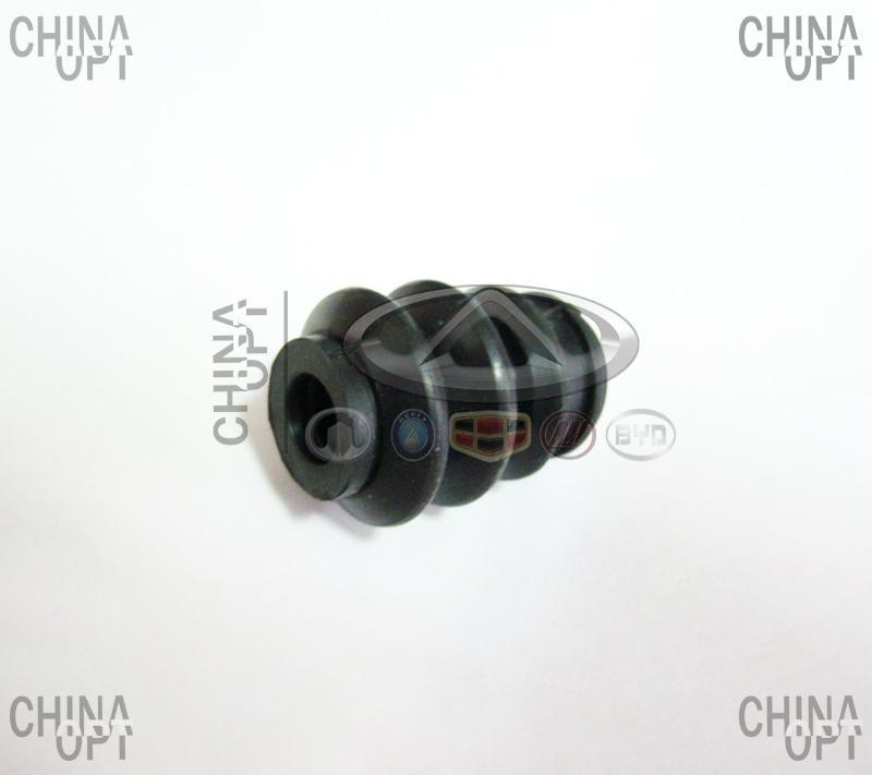 Пыльник направляющей тормозного суппорта заднего, Great Wall Haval [H3,2.0], 3502117-K00, Aftermarket