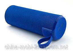 JBL TG126 t&g 10W копия, портативная колонка с Bluetooth FM и MP3, синяя, фото 2