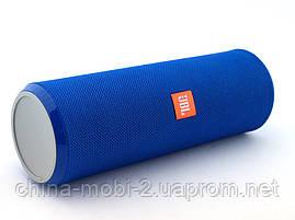 JBL TG126 t&g 10W копия, портативная колонка с Bluetooth FM и MP3, синяя, фото 3