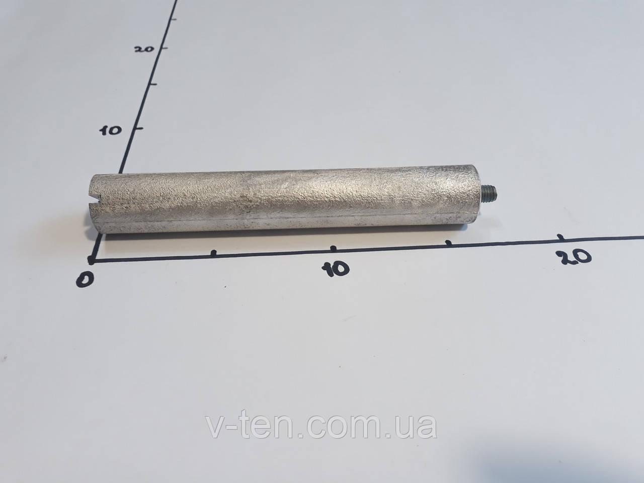 Анод магниевый Ø26 / 160 м8 / 10 (Италия)