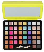 Палитра для макияжа А1ВS104 iPad ( ТЕНИ + ЖИДКАЯ ПОМАДА+ КОНСИЛЛЕР ) лимонного цвета