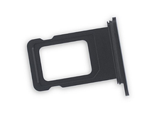 Лоток для сим карты для iPhone XR, темно серый, на одну Sim-карту