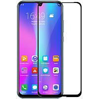 Защитное стекло для Huawei P Smart 2019/Honor 10 Lite 2018 Full Glue (0.3 мм, 2.5D, с олеофобным покрытием), цвет черный