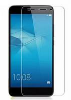 Защитное стекло для Huawei Y3 (2017)/Y3 (2018) CRO-U00 (0.3 мм, 2.5D, с олеофобным покрытием)