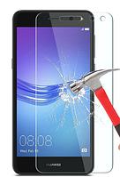Защитное стекло для Huawei Y5 (2017)/Y6 (2017) (0.3 мм, 2.5D, с олеофобным покрытием)