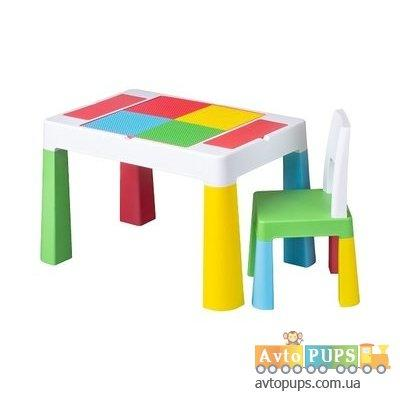 Комплект столик и стульчик Tega baby multifan