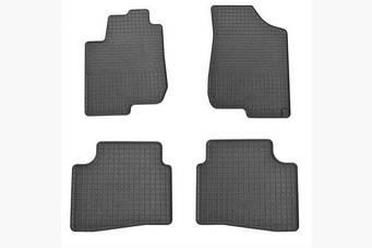 Резиновые коврики (4 шт, Stingray Premium) Kia Cerato 2 2010-2013 гг.