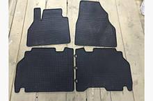 Гумові килимки (4 шт, Polytep) Kia Cerato 2 2010-2013 рр.
