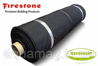 Firestone GEOSMART 1мм х 7.5м х 30м бутилкаучуковая пленка EPDM мембрана для пруда, водоема, озера