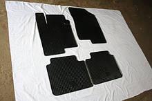 Гумові килимки (4 шт, Stingray Premium) Kia Magentis 2006-2012 рр ..