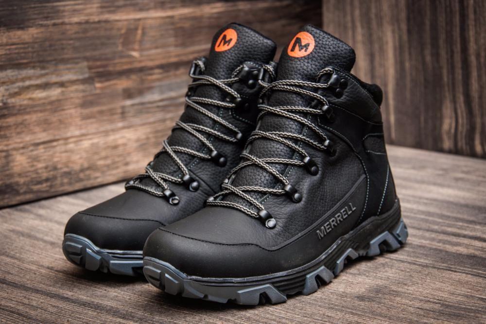 0fe89e73a Качественные мужские зиминие ботинки Merrell - Интернет-магазин
