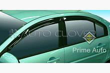 Вітровики (4 шт, Корея) Kia Picanto 2004-2011 рр.