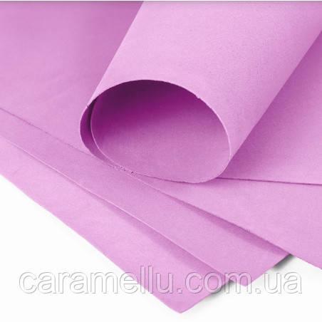 Фоамиран Зефірний Пурпурний, 1мм,50×50 див.