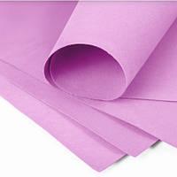 Фоамиран Зефирный Пурпурный, 1мм,50×50 см.