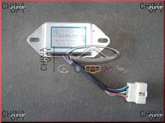 Реле регулятор генератора, шоколадка, Great Wall Pegasus [2.2], 3702010-D01, Original parts